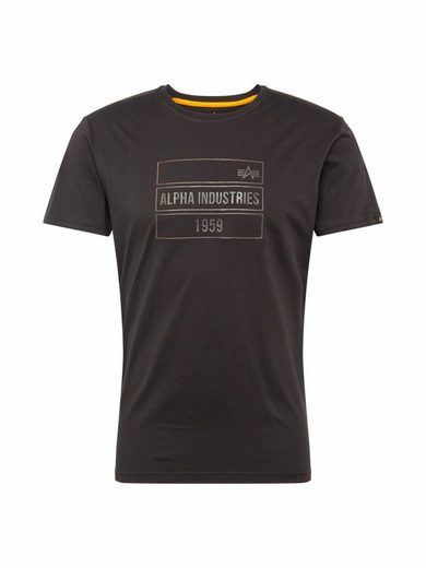 Alpha Industries Rundhalsshirt
