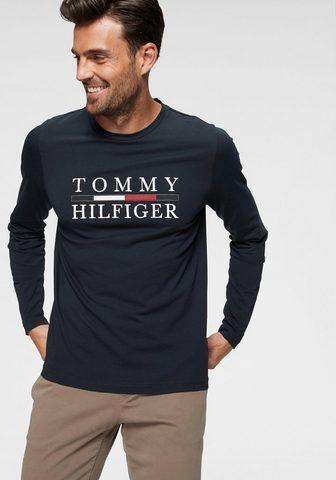 TOMMY HILFIGER Marškinėliai ilgomis rankovėmis