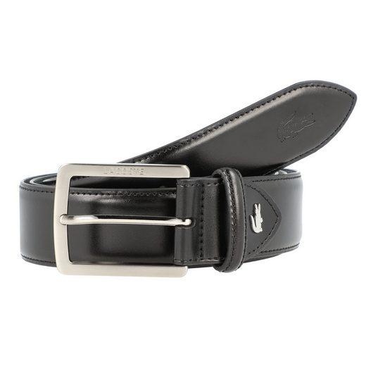 Lacoste Men's Elegance Gürtel Leder