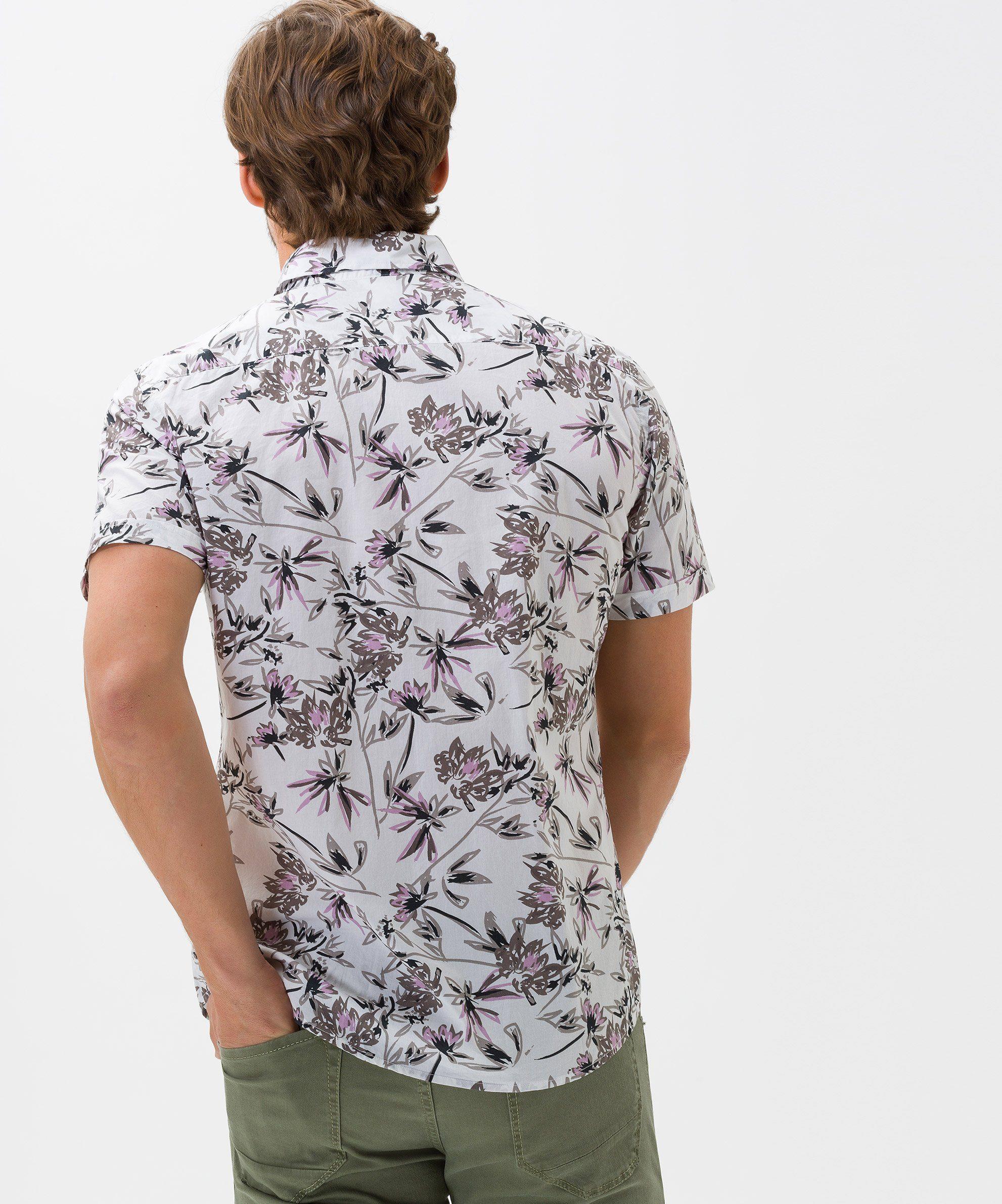 »style Dan« Kaufen Online Brax Kurzarmhemd 9IYDHWE2