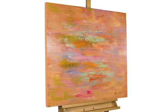KUNSTLOFT Gemälde »Über den Sanddünen«, handgemaltes Bild auf Leinwand