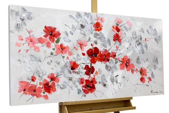 KUNSTLOFT Gemälde »Prosperity«, handgemaltes Bild auf Leinwand