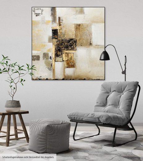 KUNSTLOFT Gemälde »Freiheit der Ideen«  handgemaltes Bild auf Leinwand
