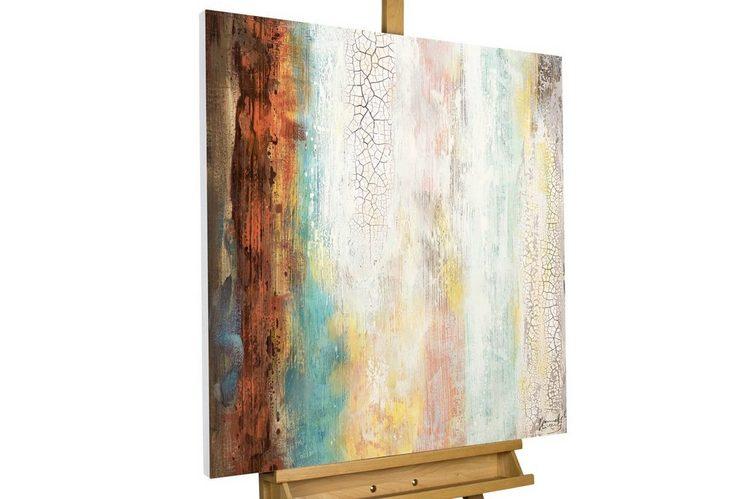 KUNSTLOFT Gemälde »Fortuna«, handgemaltes Bild auf Leinwand