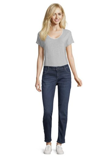 Betty&Co Basic-Jeans mit Waschung