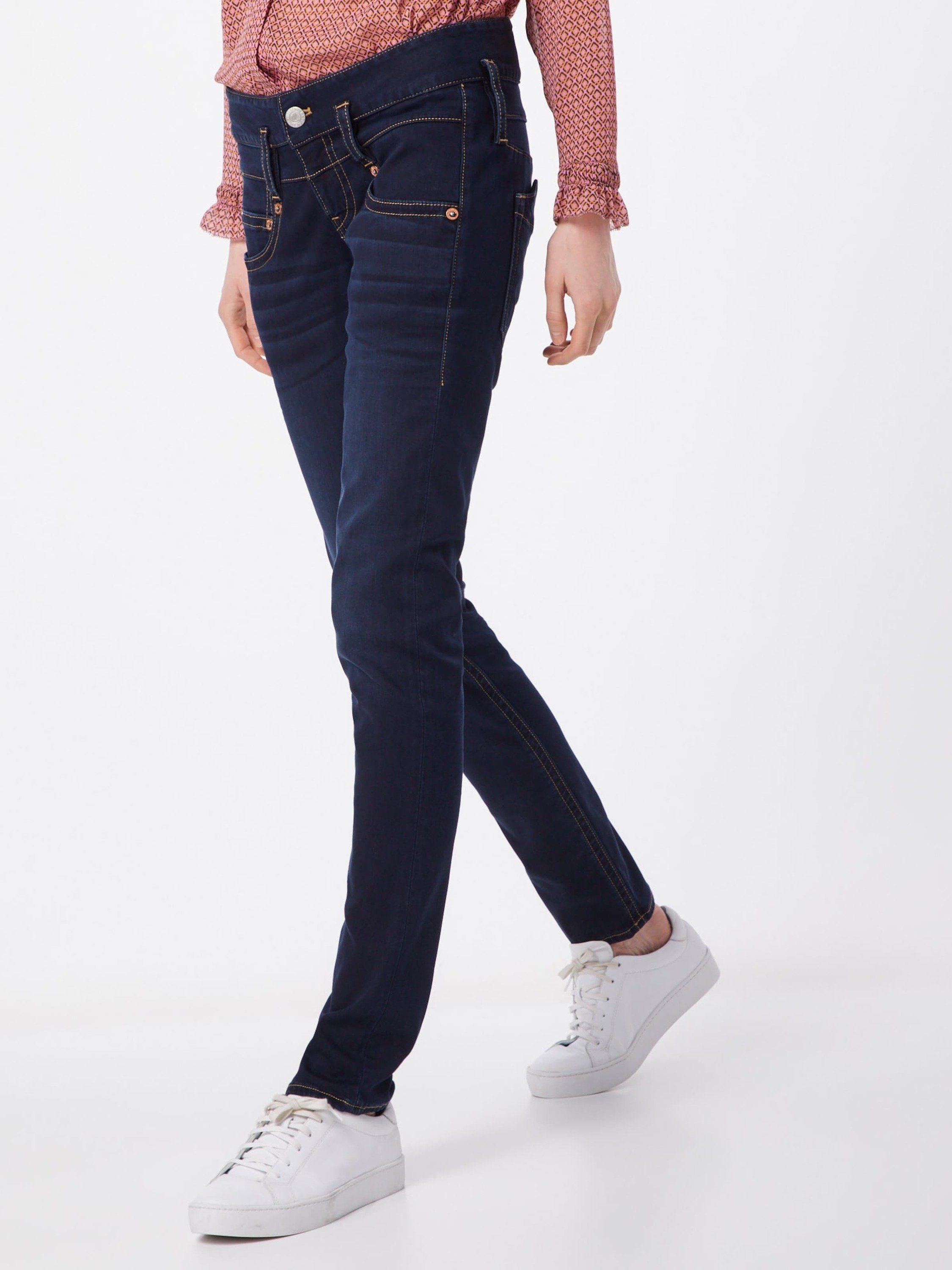Slim Herrlicher fit »pitch jeans Denim« Slim Wool iOTPkZuX