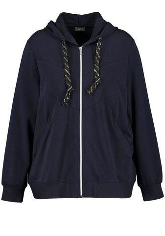 Куртка трикотажный спортивный блузон с...