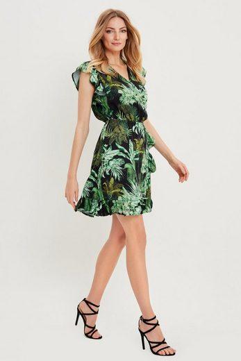 SUGARFREE Sommerkleid mit tollem Blüten-Print »Santa Marina«