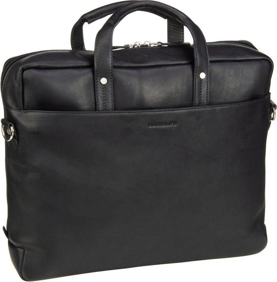Harold´s Aktenmappe »Campo 2730 Businesstasche M«   Taschen > Businesstaschen > Aktentaschen   Schwarz   Harold´s