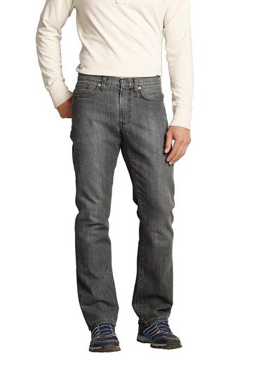 Eddie Bauer 5-Pocket-Jeans Authentic - Straight Fit