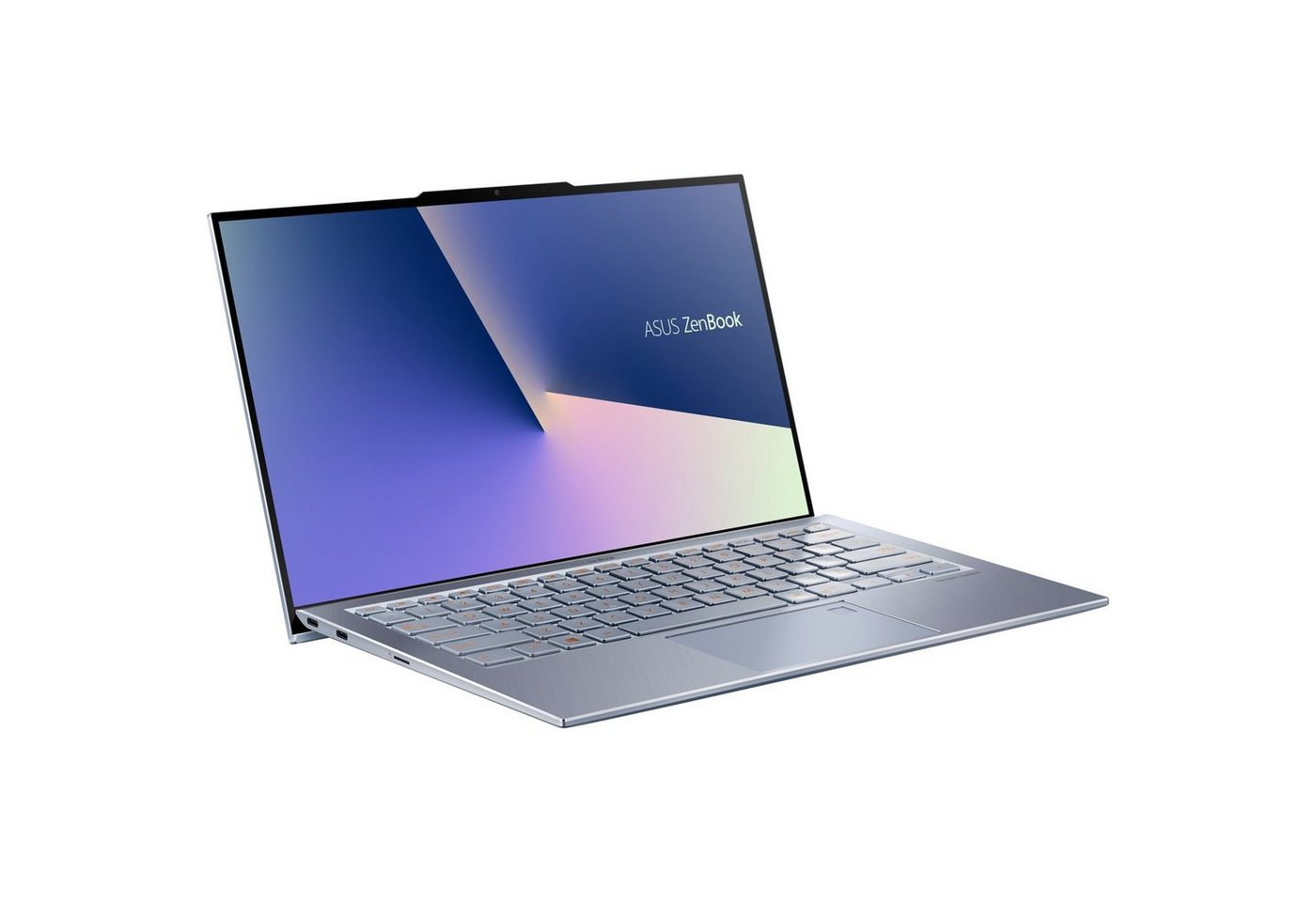 Asus Notebook »ZenBook S (UX392FA-AB019T), Windows 10 Home 64-Bit«