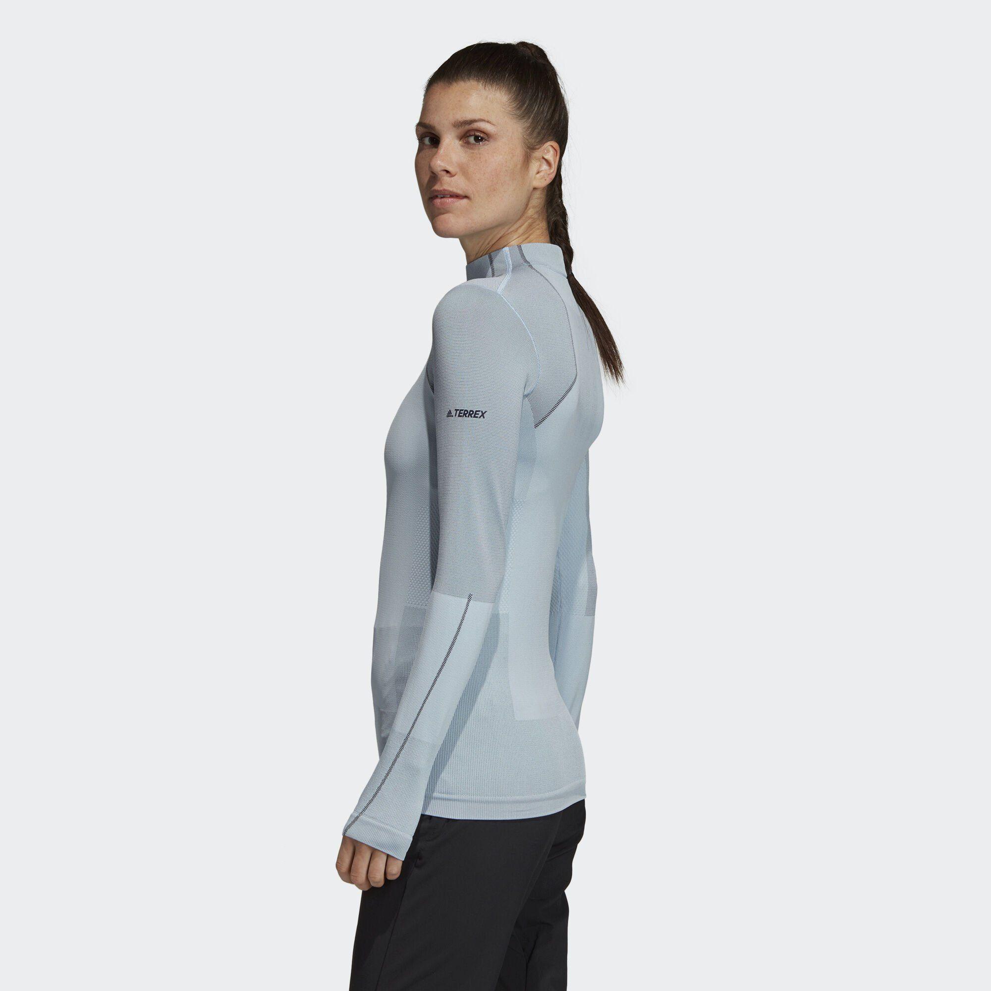 Adidas Performance Jersey« Adidas Langarmshirt Langarmshirt Performance »knit tsQrdhCxB