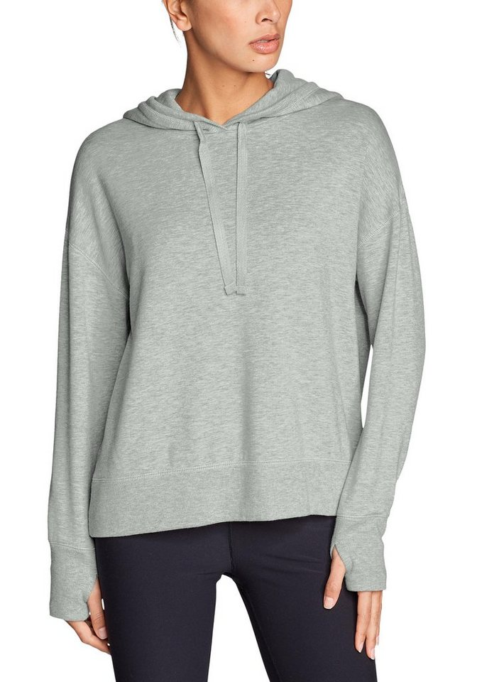 Eddie Bauer Kapuzenshirt Enliven Sweatshirt mit Kapuze | Bekleidung > Shirts > Kapuzenshirts | Grau | Eddie Bauer