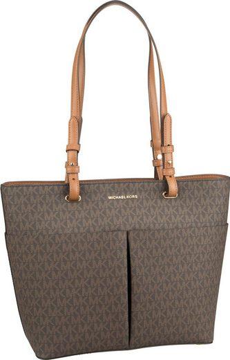MICHAEL KORS Handtasche »Bedford Medium TZ Pocket Tote MK Signature«
