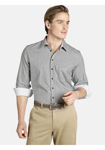 CHARLES COLBY Рубашка с длинными рукавами »EAR...