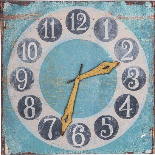 KARE Wandbild »TIME IS COLORFUL«
