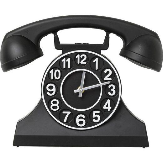KARE Wanduhr »TELEPHONE«