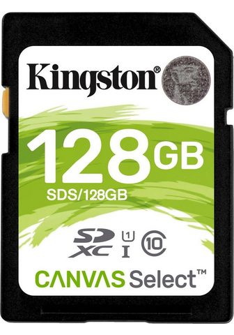 KINGSTON »Canvas Select SDXC« Atminties kortelė...