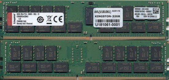 Kingston »DDR4.« PC-Arbeitsspeicher