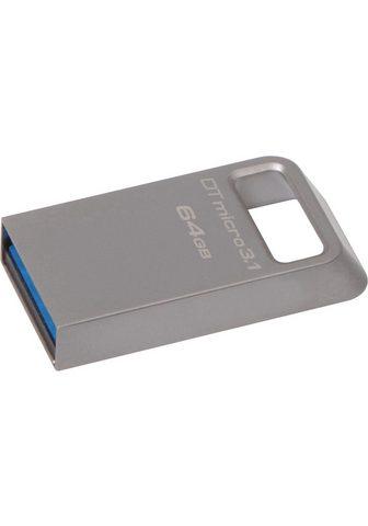 KINGSTON »DataTraveler Micro 3.1« USB laikmena ...