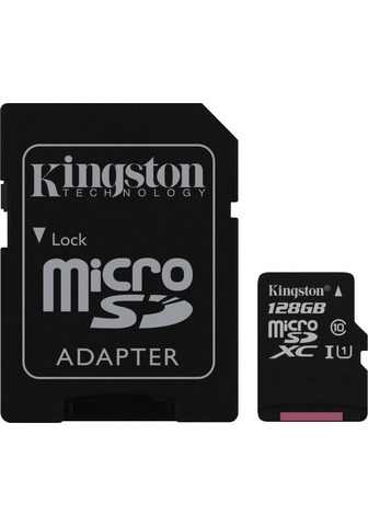 KINGSTON »Canvas Select microSDXC« Atminties ko...