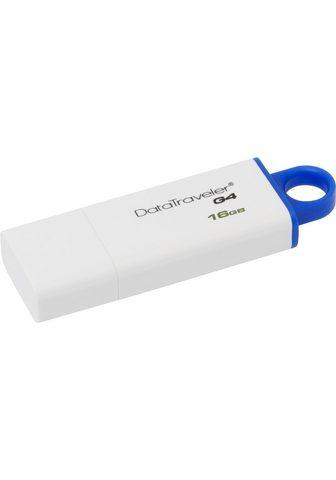KINGSTON »DataTraveler G4« USB laikmena (USB 3....