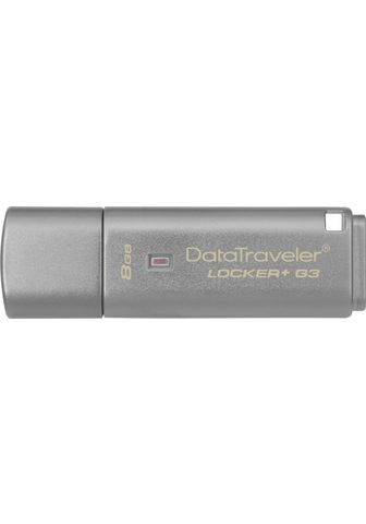 KINGSTON »DataTraveler Locker+ G3« USB laikmena...
