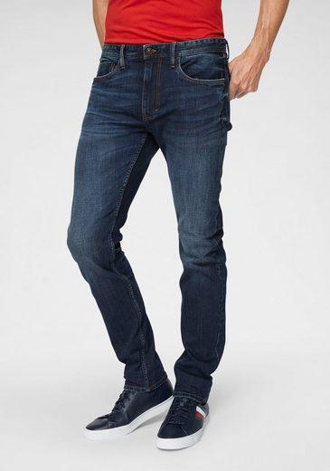 s.Oliver 5-Pocket-Jeans mit Marken-Label