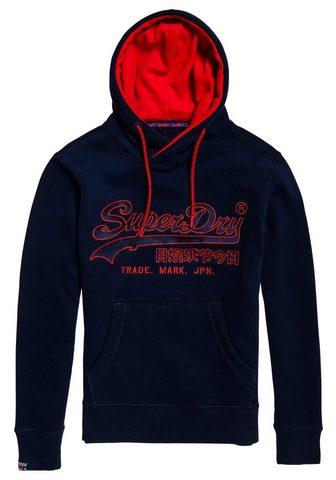 SUPERDRY Кофта с капюшоном »DOWNHILL RACE...