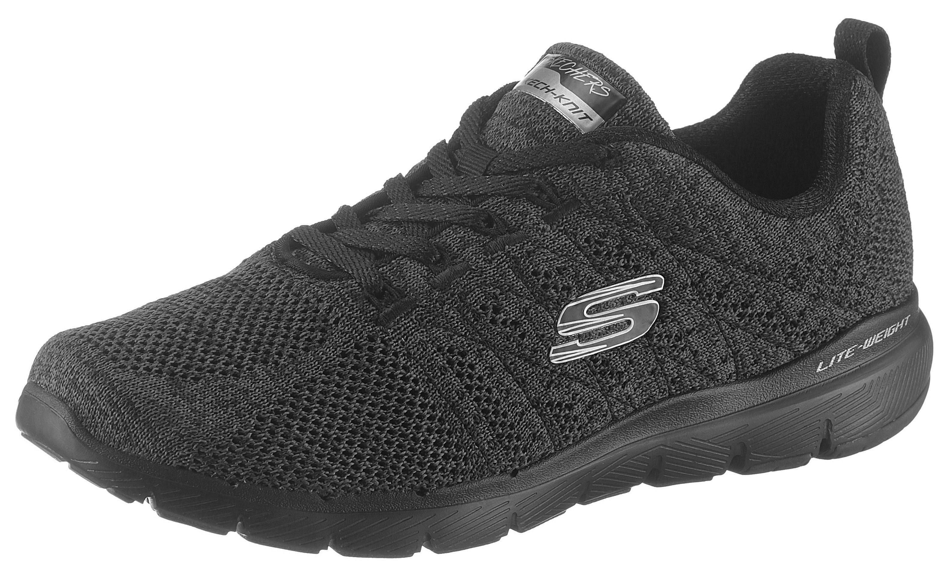 Skechers »Flex Appeal 3.0 High Tides« Sneaker in toller