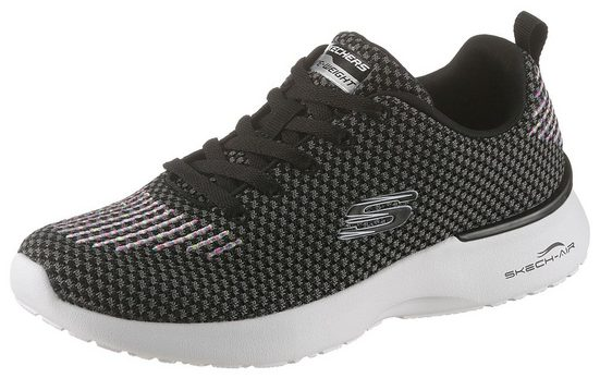 Skechers »Skech-Air Dynamight« Sneaker in Strick-Optik