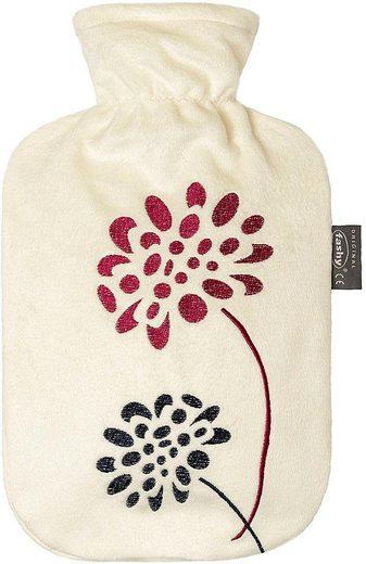 Fashy Wärmflasche »67321 26«, mit Blumen-Dessin