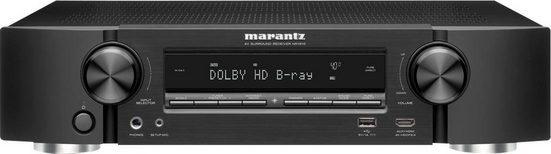 Marantz »NR1510« 5.1 AV-Receiver (WLAN, LAN (Ethernet), Bluetooth)