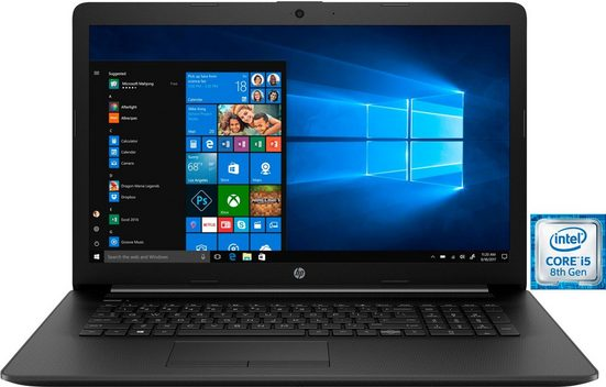 HP 17-by1229ng Notebook (43,9 cm/17,3 Zoll, Intel Core i5, 512 GB SSD)