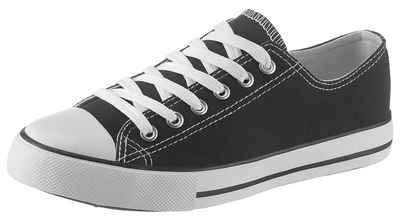sports shoes 7c696 0af03 Damen Schnürschuhe in schwarz online kaufen | OTTO