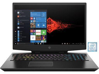 HP 17-cb0007ng Notebook »43,9 cm (17,3) Intel® Core™ i7, 1TB, 16GB«