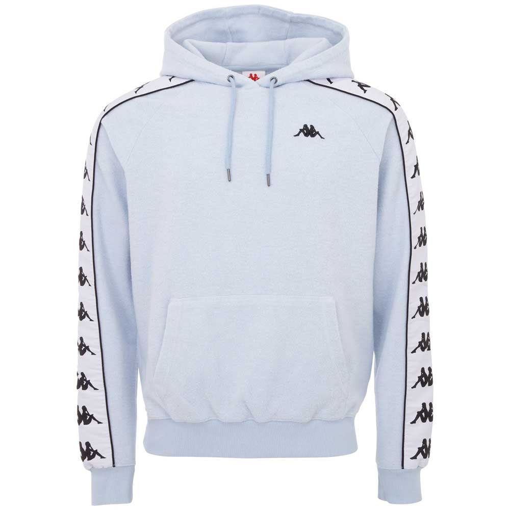 Kappa Kapuzensweatshirt »AUTHENTIC FOYLE« mit großem Jacquard Logoband an den Ärmeln online kaufen | OTTO