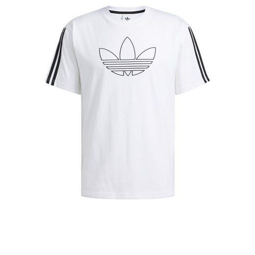 adidas Originals T-Shirt »Outline Trefoil T-Shirt«