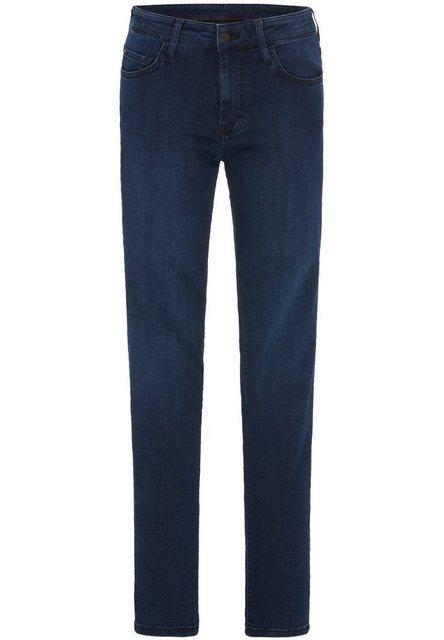Hosen - MUSTANG 5 Pocket Jeans »Rebecca« › blau  - Onlineshop OTTO