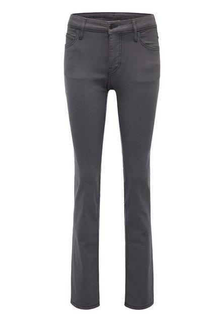 Hosen - MUSTANG Bequeme Jeans »Rebecca« › blau  - Onlineshop OTTO