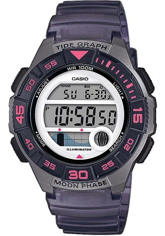 CASIO COLLECTION Chronografas- laikrodis »LWS-1100H-8AV...