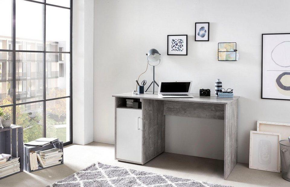 Schreibtisch Mit Pc Fach 2021