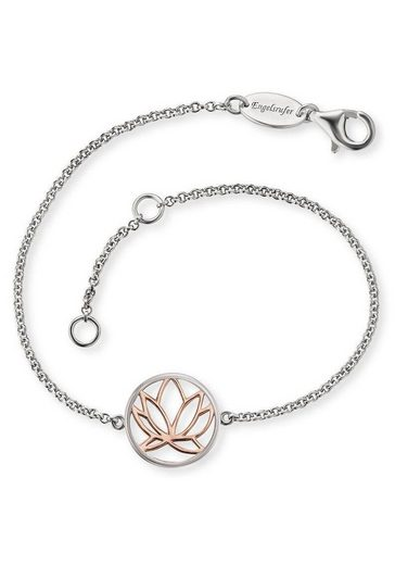 Engelsrufer Silberarmband »Lotus, ERB-LILLOTUS-BICOR«