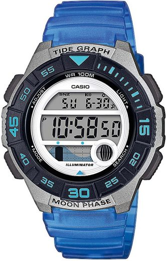 Casio Collection Chronograph »LWS-1100H-2AVEF«