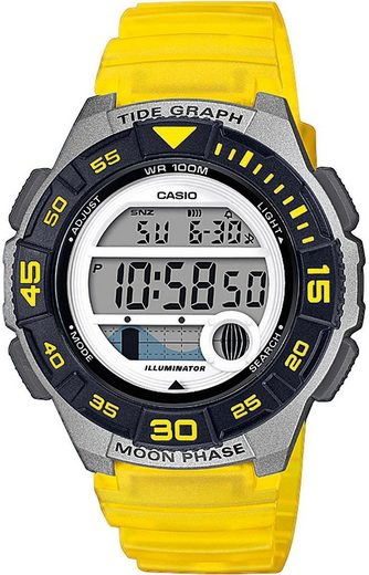 Casio Collection Chronograph »LWS-1100H-9AVEF«