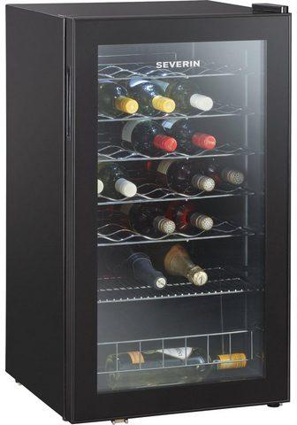 SEVERIN Vyno šaldytuvas KS 9894 dėl 33 Standar...