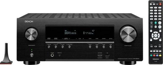 Denon »AVR-S950H« 7.2 AV-Receiver (WLAN, Bluetooth, LAN (Ethernet)
