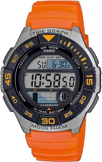 Casio Collection Chronograph »WS-1100H-4AVEF«