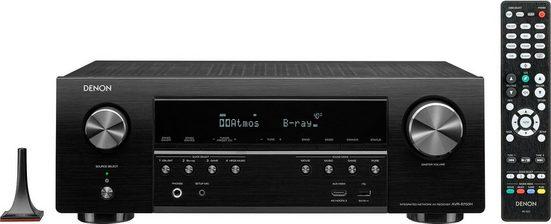 Denon »AVR-S750H« 7.2 AV-Receiver (Bluetooth, WLAN, LAN (Ethernet)