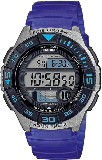 Casio Collection Chronograph »WS-1100H-2AVEF«
